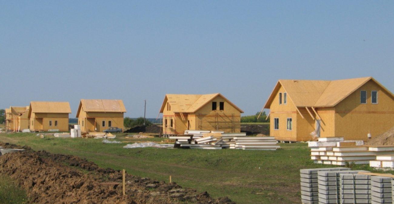 Строительство жилого помещения (жилого дома), предоставляемого гражданам РФ, проживающим на сельских территориях, по договору найма жилого помещения